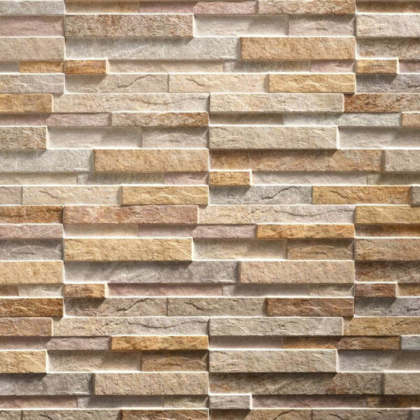Ultrastrong Firenze Stone Effect Porcelain Wall & Floor Tile