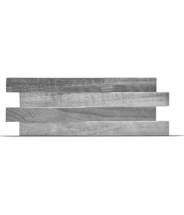 Klimex Ultrastrong Stonewood Grey Stone Effect Porcelain Wall & Floor Tile