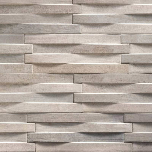 Ultrastrong Stonewood Grey Stone Effect Porcelain Wall & Floor Tile
