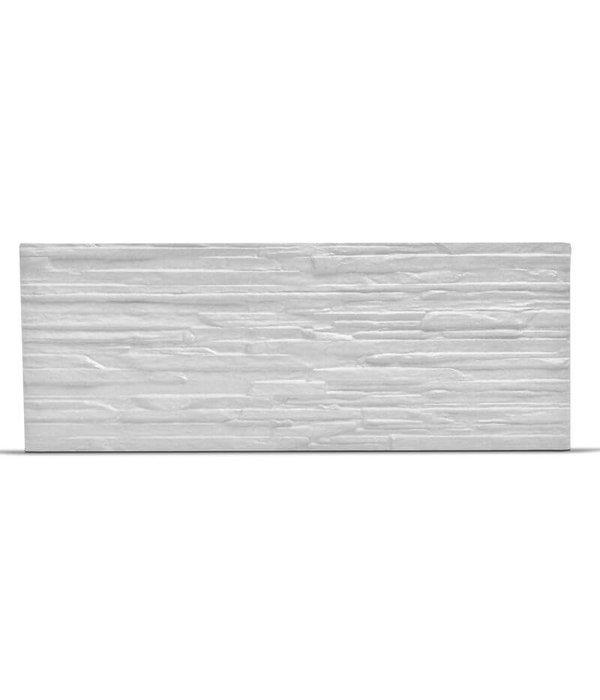 Klimex Ultrastrong Toscani Weiß Feinsteinzeug Verblender Wandfliese