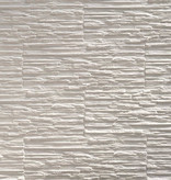 Klimex Ultrastrong Toscani White Stone Effect Porcelain Wall & Floor Tile