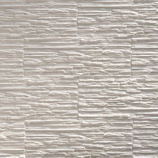Carrelage mur UltraStrong Toscani Blanc