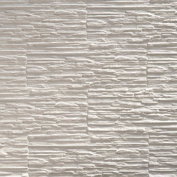 Ultrastrong Toscani White Stone Effect Porcelain Wall & Floor Tile