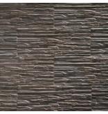 Klimex Carrelage mur UltraStrong Toscani Anthracite