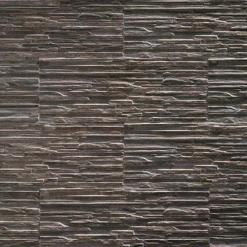 Klimex Ultrastrong Toscani Anthracite Stone Effect Porcelain Wall & Floor Tile