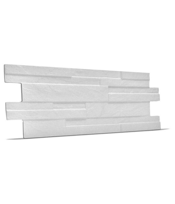 Klimex Ultrastrong Avella Weiß Feinsteinzeug Verblender Wandfliese