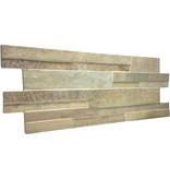 Klimex Ultrastrong Avella Creme Stone Effect Porcelain Wall & Floor Tile