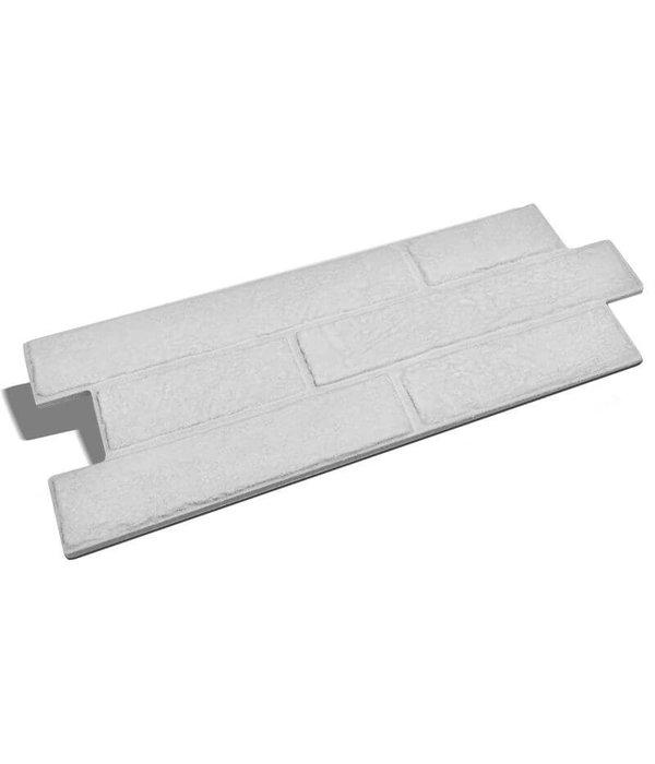 Klimex Ultrastrong Klimex Milano White Stone Effect Porcelain Wall & Floor Tile