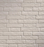 Klimex Ultrastrong Milano Weiß Feinsteinzeug Verblender Wandfliese