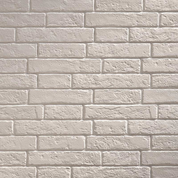 Carrelage mur UltraStrong Klimex Milano Blanc