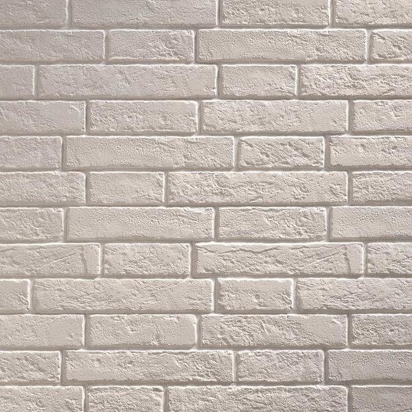 Ultrastrong Milano White Stone Effect Porcelain Wall Tile