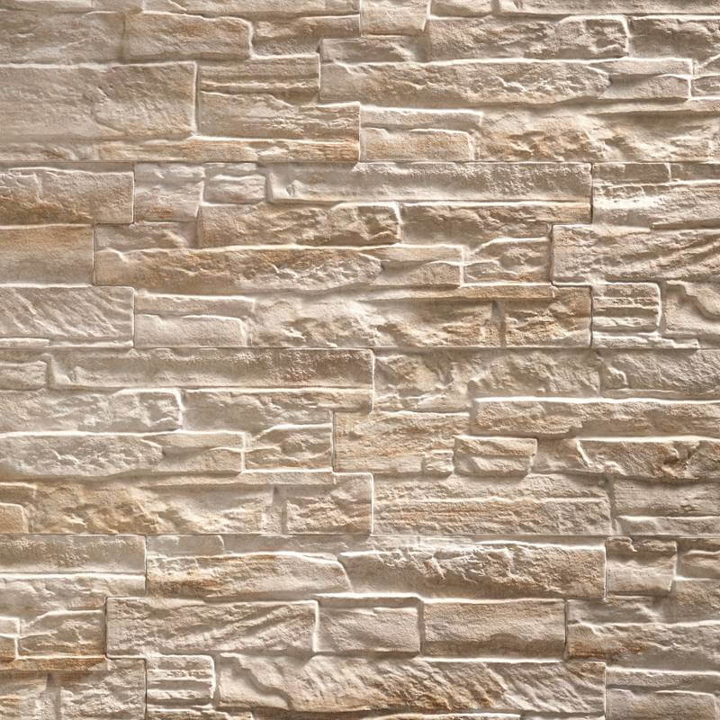 Stone Effect Porcelain Wall