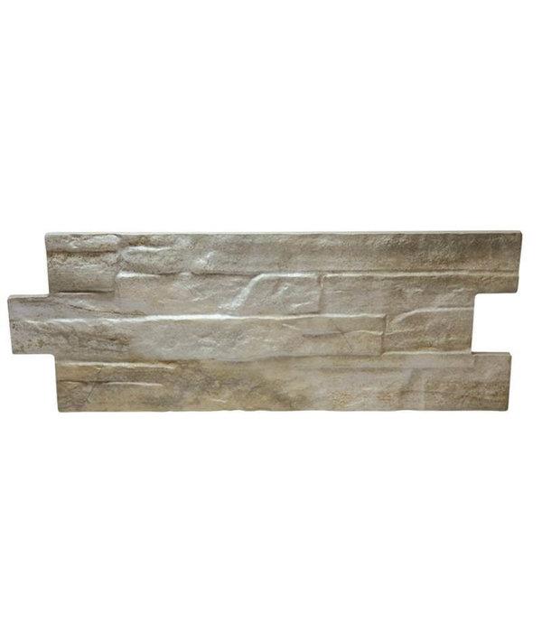 Klimex Ultrastrong Colorado Creme Stone Effect Porcelain Wall & Floor Tile