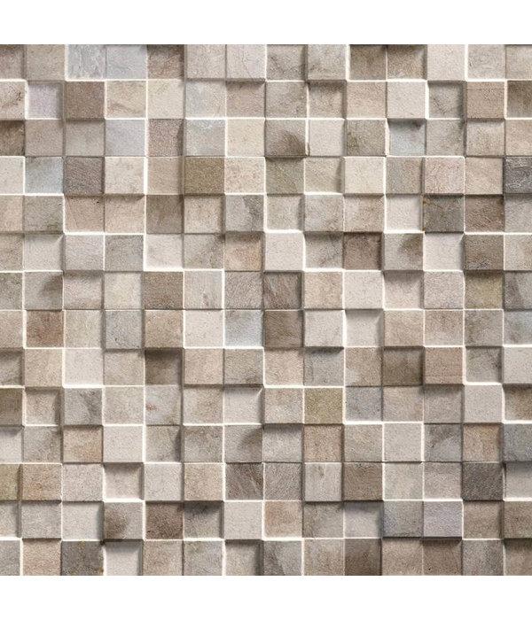 Klimex Carrelage mur UltraStrong Square Gris