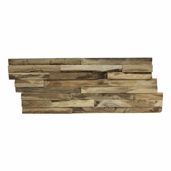 Holzverblender 3D Wood Panel  Rough BN- kein FSC !