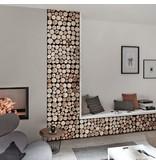 Rebel of Styles Holzverblender UltraWood Firewood