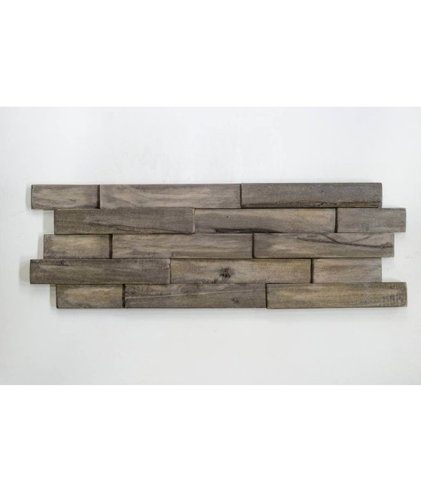 Rebel of Styles Plaquette de Parement bois Driftwood Bohai Sea