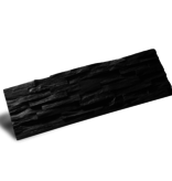 Rebel of Styles Plaquette de parement UltraLight Benevento noir