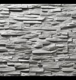 Rebel of Styles Plaquette de parement UltraLight Benevento gris