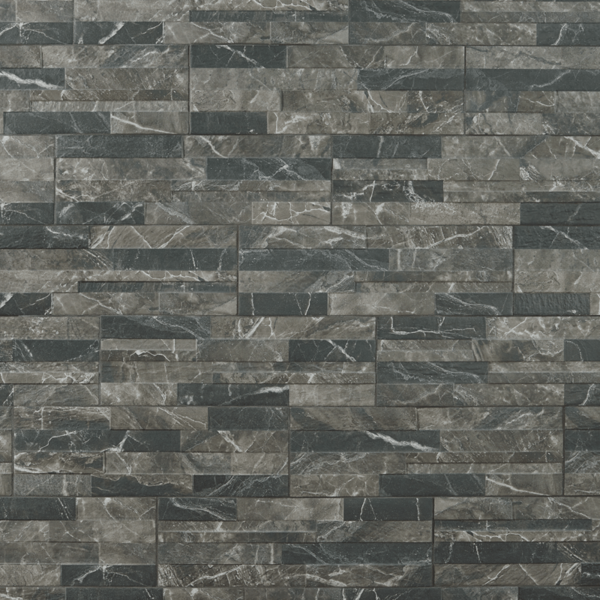 Wandtegel UltraStrong Marble Zwart