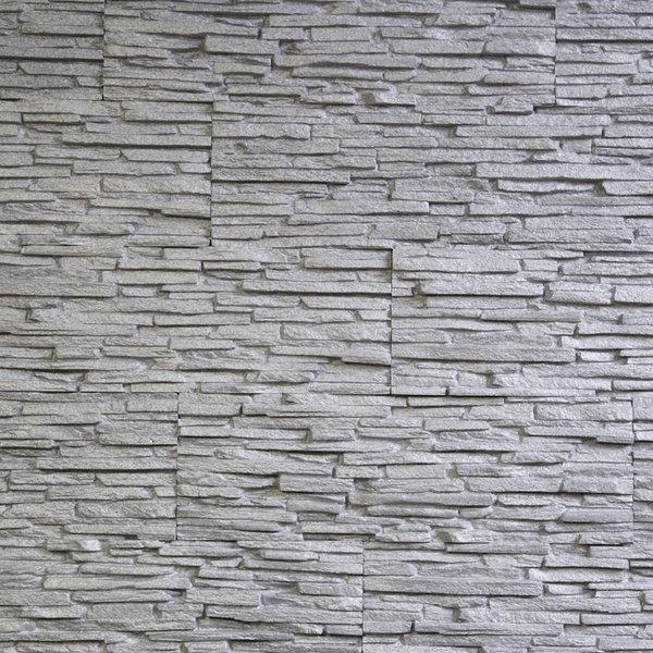 Tasso grijs steenstrip