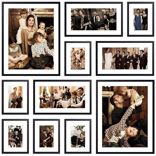 Gallery Frames zwart