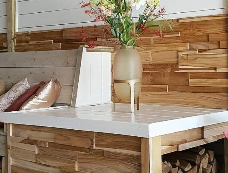Holzverblender im Garten: Alle Vorteile auf einen Blick