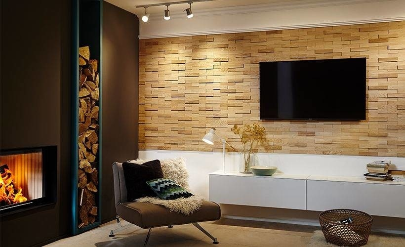 How to create a natural look in your living room