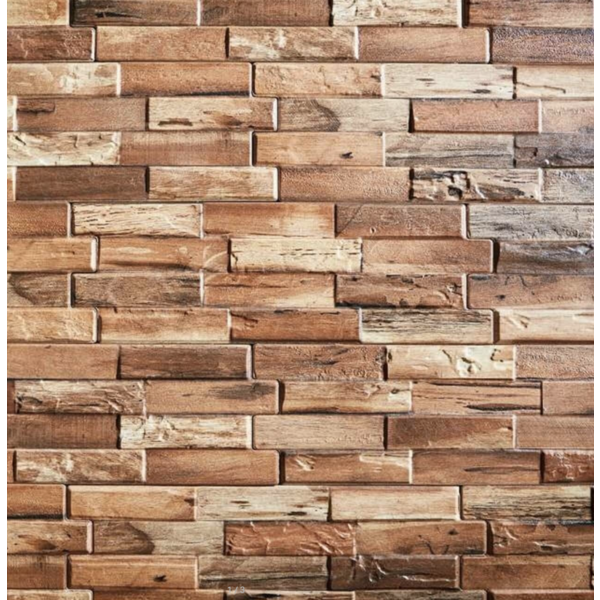 Carrelage mur UltraStrong Colorado Teak