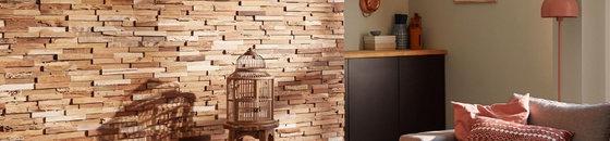 Holzverblender