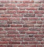 Rebel of Styles UltraLight Brick Loft Red HD Coated