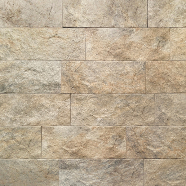 Ultrastrong Campana Creme Stone Effect Porcelain Wall & Floor Tile