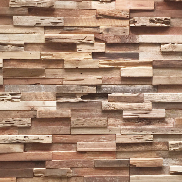 Holzverblender UltraWood Teak Colorado