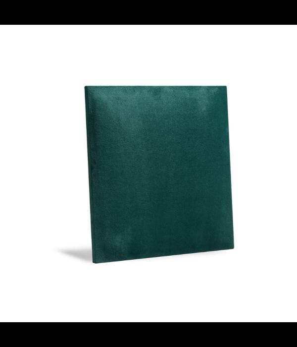 Rebel of Styles Rebel of Styles Luxury Texile Wallpannel green velvet