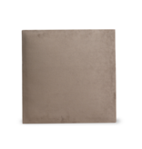 Rebel of Styles Rebel of Styles Luxury Texile Parement velours taupe