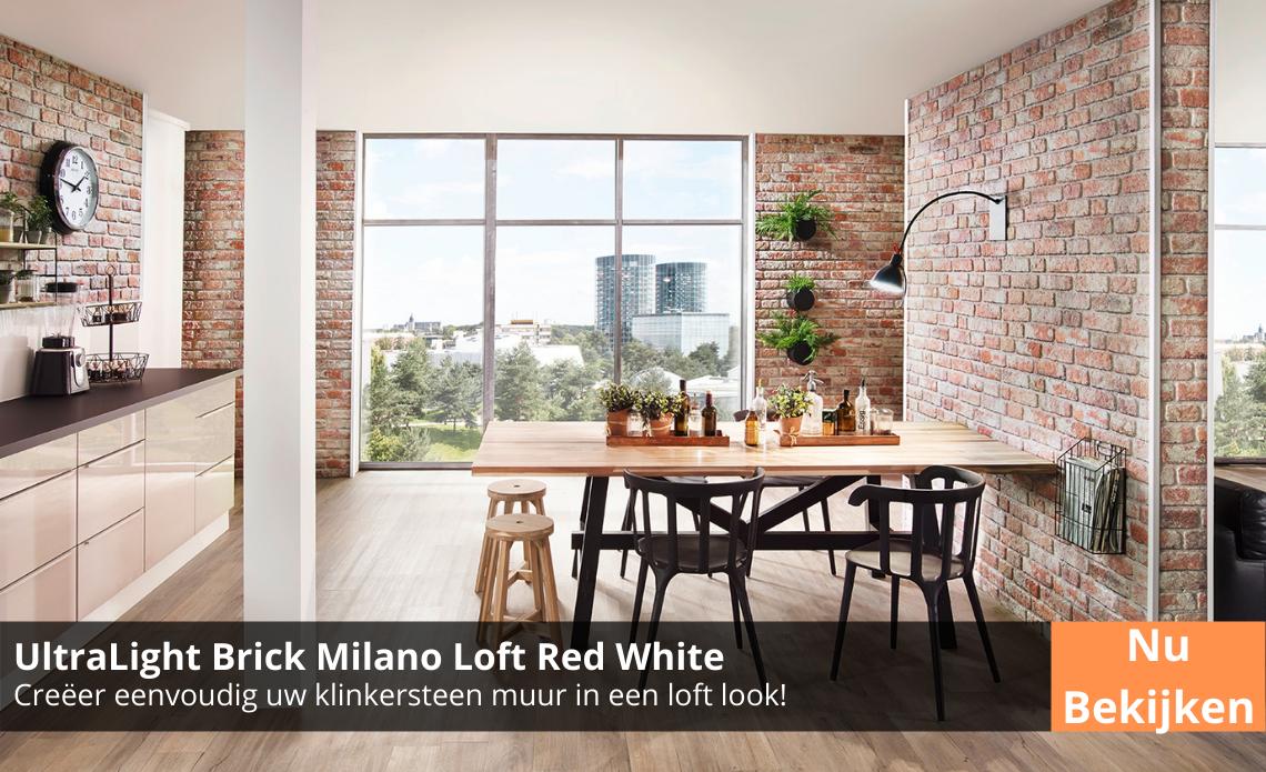 Loft red white nl
