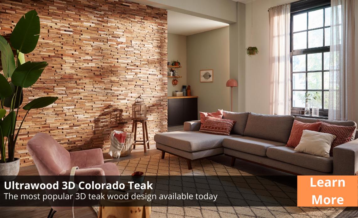 Ultrawood Colorado Teak