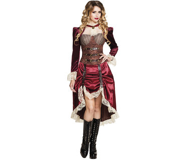 Steampunk Kostuums Dames