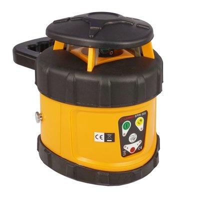 Lamigo Spin 205 bouwlaser / rotatielaser actie set