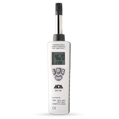 ADA ZHT 100 Thermometer, vochtmeter