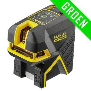 Stanley FATMAX® 5 Punt/Kruislaser Groen