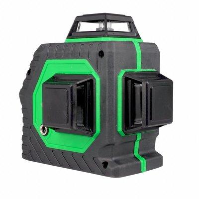 TOP LASER 3D 360G Kruislijnlaser Groen