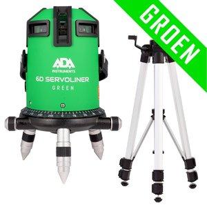 ADA 6D SERVOLINER 8-Lijns Laser Groen