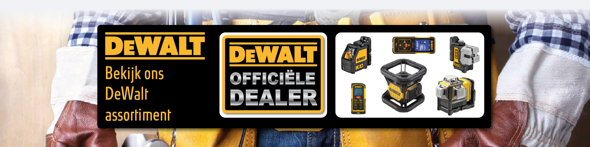 ToolProfessional.nl Professioneel gereedschap! banner 2