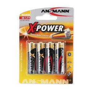 Ansmann 4x AA Alkaline X-Power