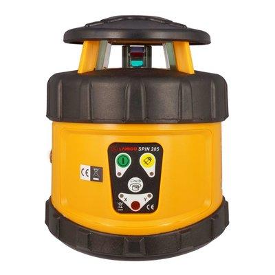 Lamigo Spin 205 Roterende Laser Actie