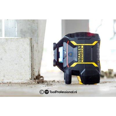 Stanley FATMAX® RL 600 Rotatielaser Alkaline