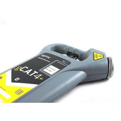 Radiodetection gC.A.T4+ leidingzoeker met GPS en diepte indicatie
