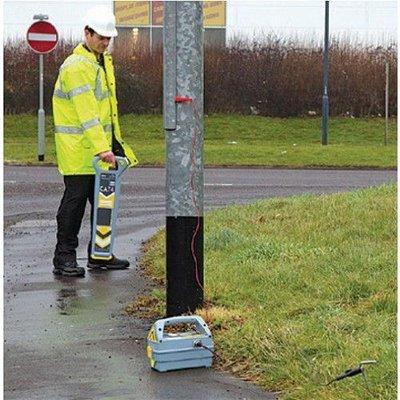 Radiodetection eC.A.T4+ leidingzoeker met diepte indicatie  SET
