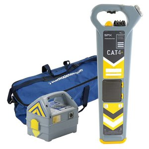 Radiodetection C.A.T4+ leidingzoeker set